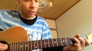 Acoustic Guitar worship tips - Yahweh by Hillsong