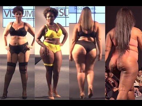 Fashion Big Size Dress  Large Size Bikini Show