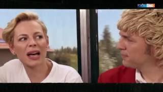 Zärtlichkeiten im Bus – Cäthe