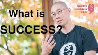 What does it mean to succeed in life?