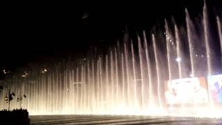 Dhoom Taana fountain Dance New Year 2015 Ultra HD