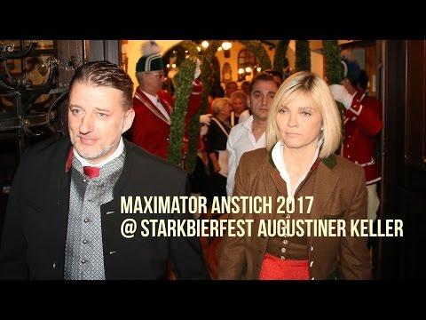 Augustiner-Keller 2017: Maximator Anstich beim Starkbierfest am 13.03.2017