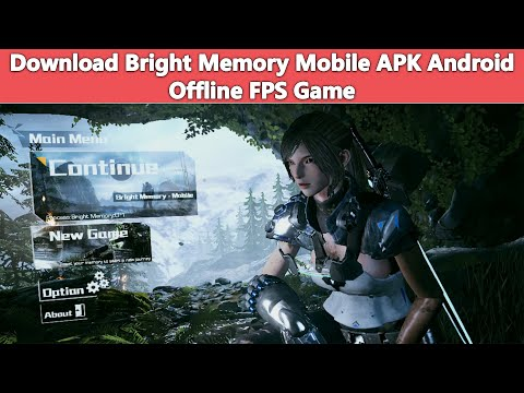 Download BRIGHT MEMORY Mobile APK OBB For Android Devices
