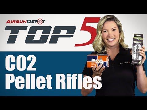 Top 5: C02 Pellet Rifles