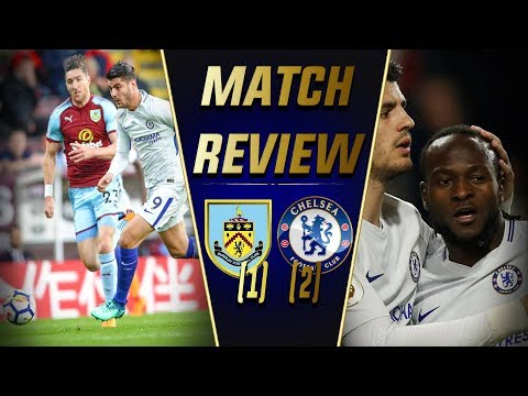 Chelsea 2-1 Burnley Match Review || Did 3-4-1-2 Work today? || THE SUFFERING CONTINUES!