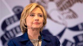 Former Secretary of State Hillary Clinton.