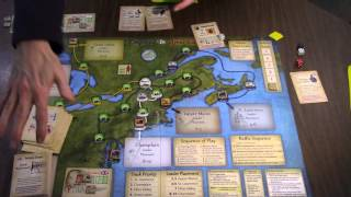 Empires in America playthrough 1/6