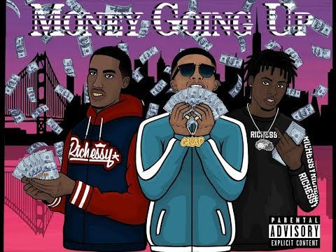 Guapely Ft. Jt The 4th & Mike Sherm - Money Going Up