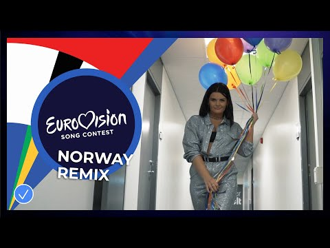 Ulrikke - Attention (Klaas remix) - Norway 🇳🇴
