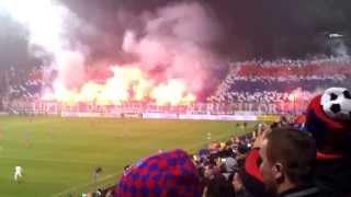 Steaua - Dinamo 1-1 Peluza Nord