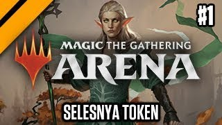 MTG Arena - Constructed Event - Selesnya Token Beatdown P1 (sponsored)