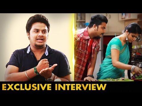 அப்போ குத்தின வில்லன் முத்திரைதான் | Actor Karthik Sasidharan Interview | Raja Rani Vilian Sanjay