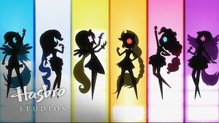 "MLP: Equestria Girls - Rainbow Rocks - ""Shine Like Rainbows"" Music Video"