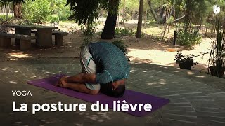 Apprendre la posture du lièvre - Shashankasana | Apprendre le Yoga