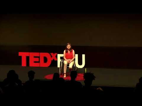 Disability Not Invisibility: My experience With Chronic Illness. | Vicky Potter | TEDxFSU