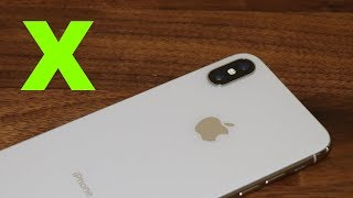 iPhone X One Month Review - 5 Things I Like (And Don