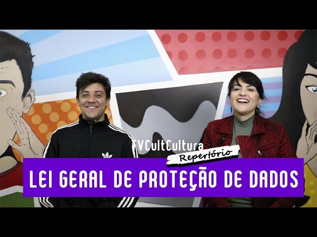 O QUE É LGPD? | TVCultCultura