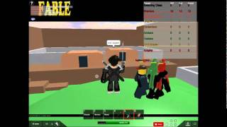 MeleniumWolf's Fable 2 part 2 in ROBLOX