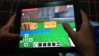 Como multiplicar minérios no Minecraft PE e fazer portal pa