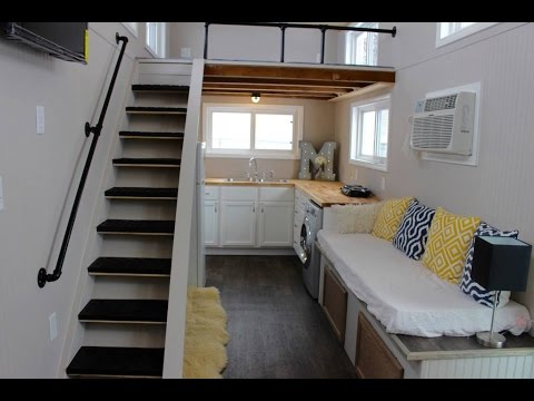 Mini Mansions Tiny House Has All The Creature Comforts