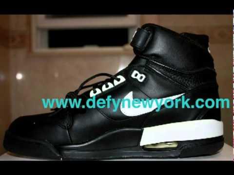 Nike Air Revolution 2003 Retro Black White Retro Review