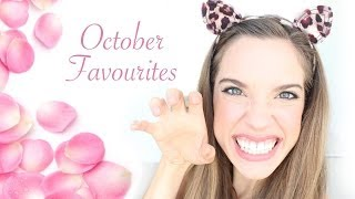 OCTOBER FAVOURITES! 2013 (Natural Products) Thumbnail