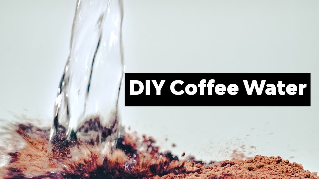 DIY Coffee Water