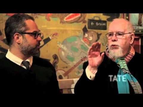 TateShots: Peter Blake – The Museum of Everything