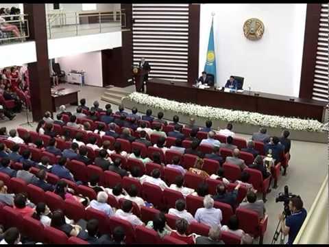 День государственных служащих в Алматинской области
