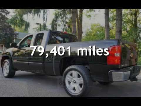 2008 Chevrolet Silverado 1500 LTZ 4X4 Extended Cab 79k Moon Roof. for sale in Milwaukie, OR