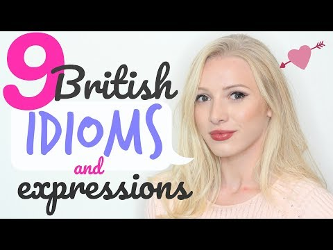 9 English Idioms with Explanations and Examples | Learn English Vocabulary Lesson #Spon