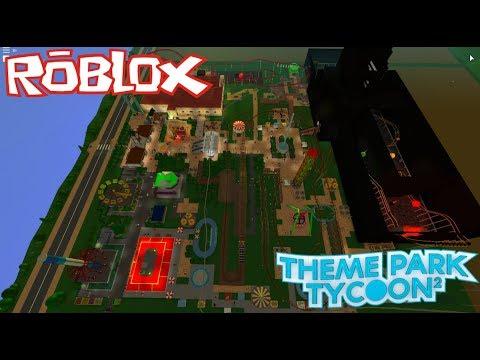 ROBLOX [FR] - Je Visite Vos Parc D'Attractions #3 - THEME PARK TYCOON 2