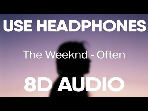 The Weeknd – Often (Kygo Remix) (8D AUDIO)