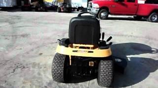 cub cadet ltx1045 46 lawn tractor 20hp kohler engine