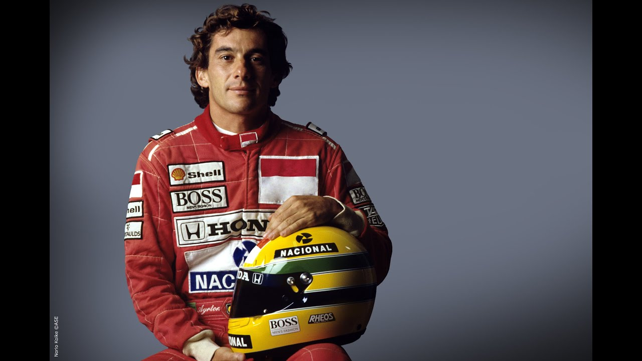 Robin Zander In This Country Ayrton Senna Tribute
