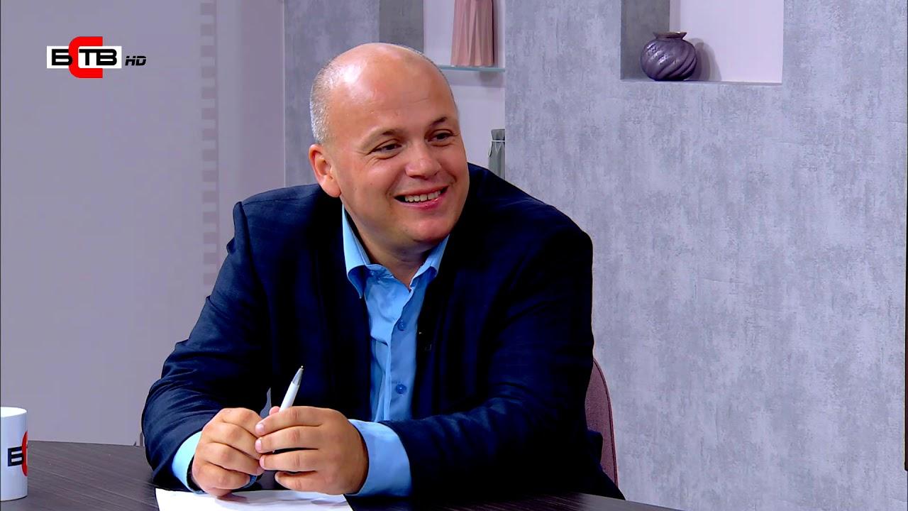 """""""Лява политика"""" с Александър Симов, гост Иван Ченчев - народен представител от БСП"""