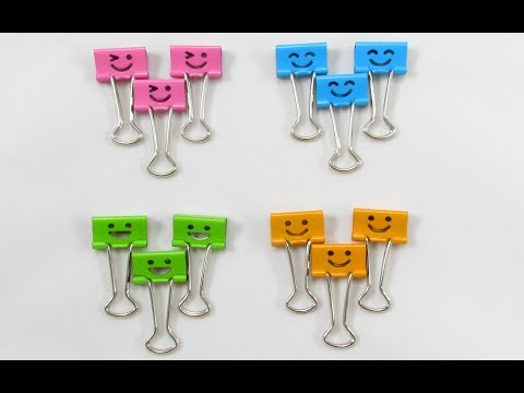 8 Binder Clips Uses You Should Know!