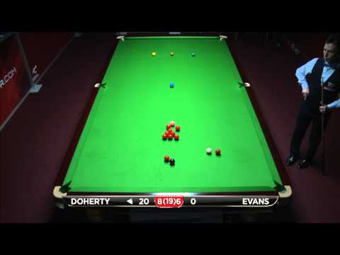 Betfred World Snooker Championship Qualifiers LIVE from Ponds Forge, Sheffield