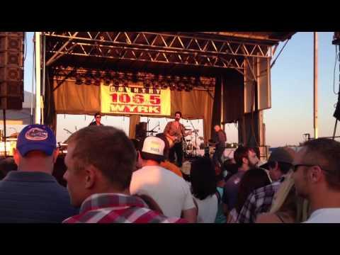 J.T. Hodges - Goodbyes Made You Mine Live