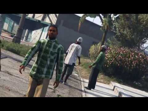 GTA 5 - Old Times - Short Film -1-  Franklin & The Families - PC