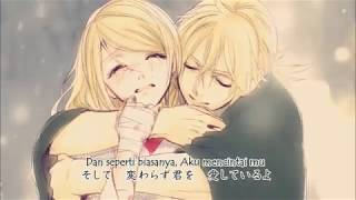 Video Kagamine Rin & Len -  Feather Across The Seasons [Subtitle Indonesia] download MP3, 3GP, MP4, WEBM, AVI, FLV September 2018