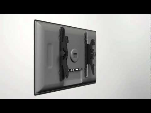 How To Install Your Sanus Mt25 Tv Mount Youtube