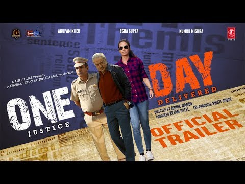 One Day: Justice Delivered I Official Trailer I  Anupam Kher, Esha Gupta