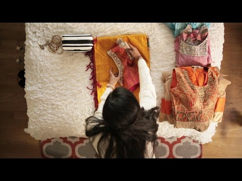 Thumbnail: Single & Indian: Packing For A Wedding