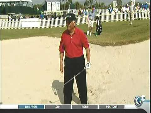 Lee Trevino Bunker Play