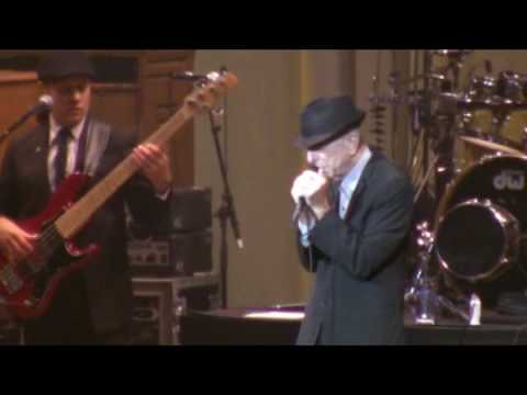 Leonard Cohen - Anthem (10.17.2009) Sunrise