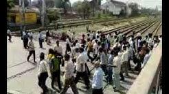 Railway Station,Kandivali