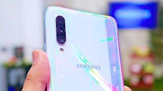 EL GALAXY SUPERPODEROSO!!!!!!! Samsung a90