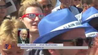 Primaire : François Fillon largement en tête dans les Yvelines