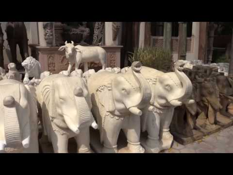 PROBUS 19 DAY INDIA TOUR - 11 - DAY ONE IN JAIPUR - PART 1
